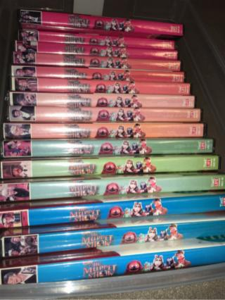 Best of The Muppets Show (original) DVD Collection