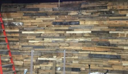 40x48 Wood Pallet reverse pallet