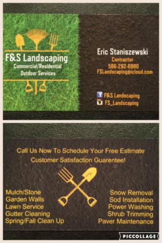 Lawn Service And Landscaping