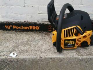 Poulan Chain Saw