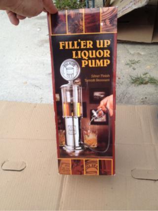 Filler up Liquor Pump