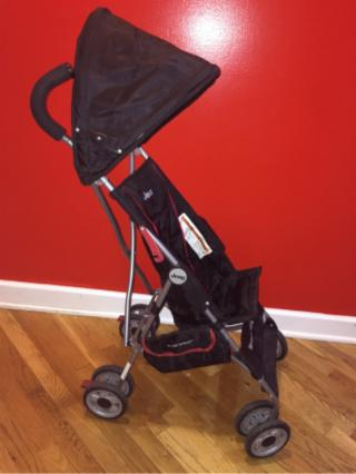 Jeep Umbrella Stroller Nearly New