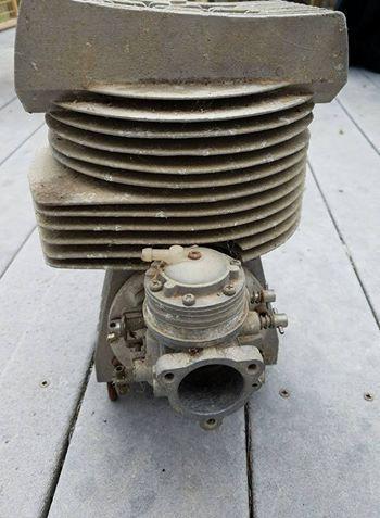 Komet K88 Go Kart Motor