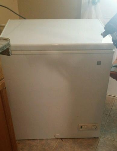 GE Deep Freezer