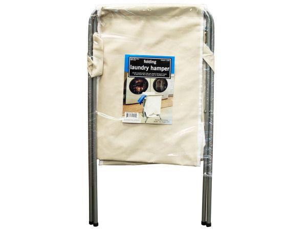 Folding Laundry Hamper (Qty 3)