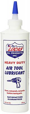Lucas 10216 Heavy Duty Air Tool Lubricant Oil 16 Oz.