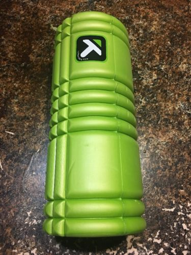 Trigger Point Performance Therapy TP Grid Foam Roller Used Yoga Running G014-24