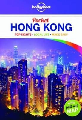 Lonely Planet Pocket Hong Kong by Lonely Planet Paperback Book (English)