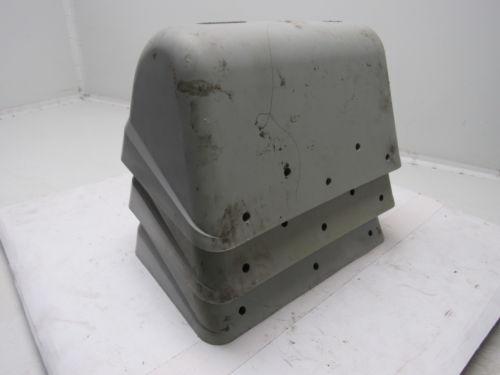 Tapco 12x7 AA Super Tough Nylon Elevator Bucket/Conveyor Lot of 3
