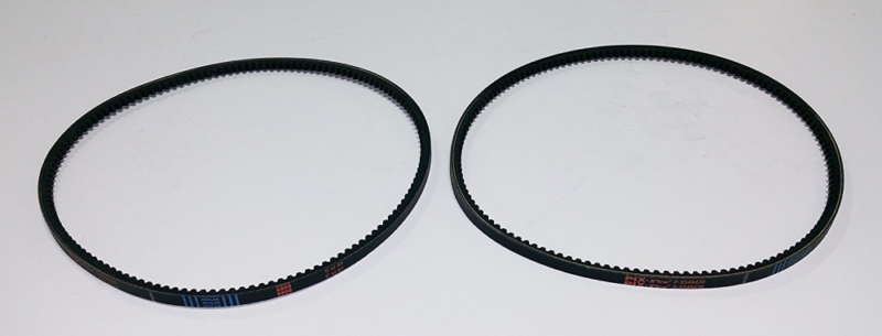 Set of 2, 754-0430, 954-0430, Replacement Belts, Made with Kevlar, MTD, Cub Cade