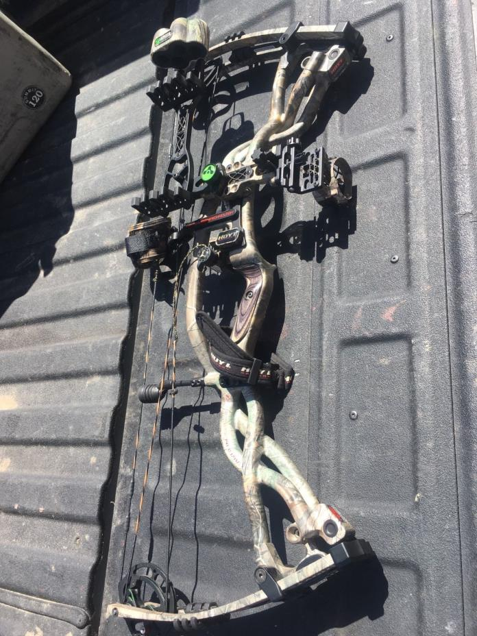 Used Hoyt Bows - For Sale Classifieds