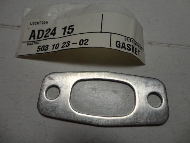 OEM Husqvarna 503102302 String Trimmer Muffler Gasket for 240 R, 245 R, 245 RX