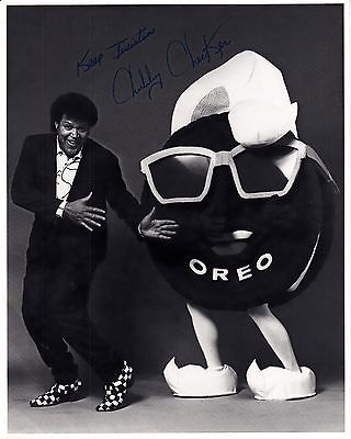Chubby Checker -  Autographed Photograph