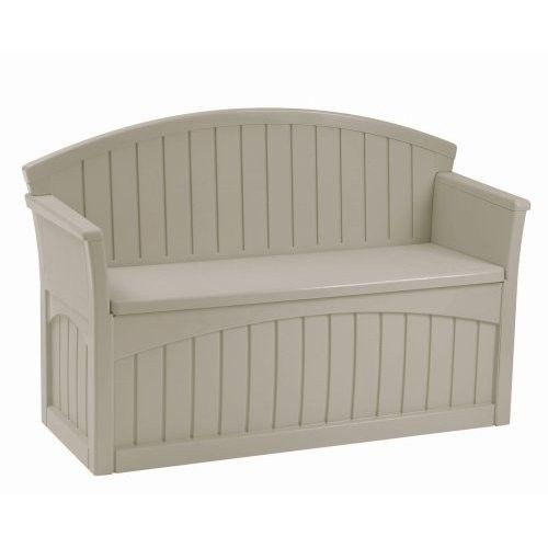 Patio Bench Storage Garden Seat Furniture Backyard Organizer Seating Box