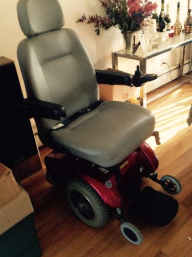 Jazzy High Back Power Chair
