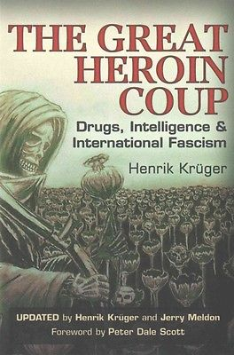 Great Heroin Coup by Henrik Kruger Paperback Book (English)