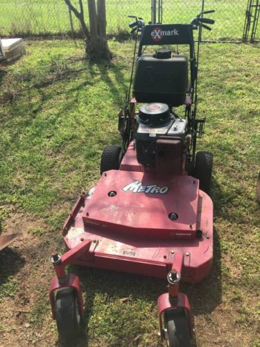 Exmark Walk Behind Mowers For Sale Classifieds