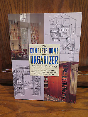 CLOSET HOME ORGANIZATION Storage ORGANIZER Complete Guide Functional  Ordesky