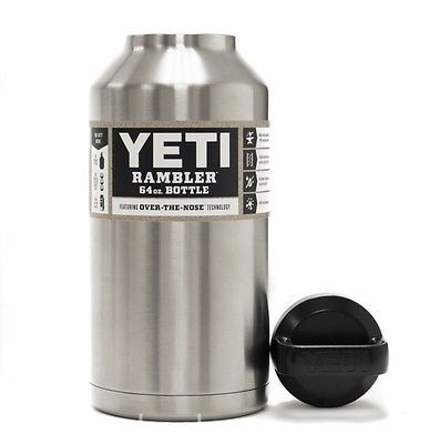 Yeti 64oz Stainless Steel Insulated Rambler Bottle BRAND NEW!!