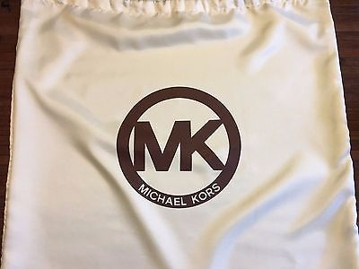 MICHAEL KORS Storage Pouch, Dust Cover Bag, Purse Holder, Satin Bag 22