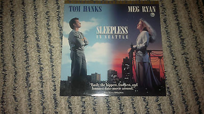 Sleepless in Seattle (Very Nice) Laserdisc (Very Low Price)
