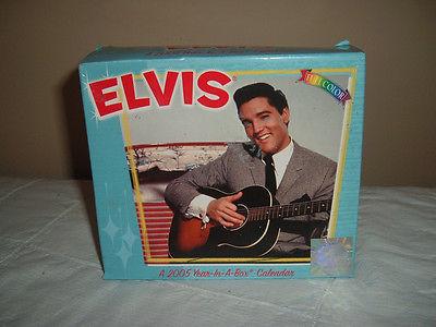 Elvis Presley  2005 Calendar (2004, Calendar)