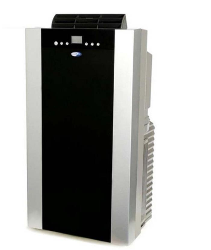 Portable Air Conditioner with Heater Remote Control LED Display Adjusted Cooling