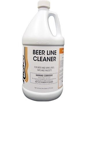 BEER LINE CLEANER, 4 GALLON CASE ONLY $102.89/CASE - FREE SHIPPING!