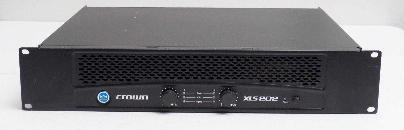 Crown XLS202  Power Amplifier