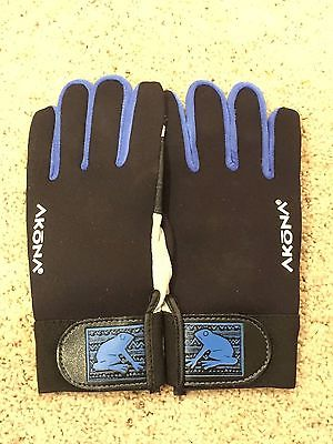 Akona Dive Gloves, Size XL Excellent Condition