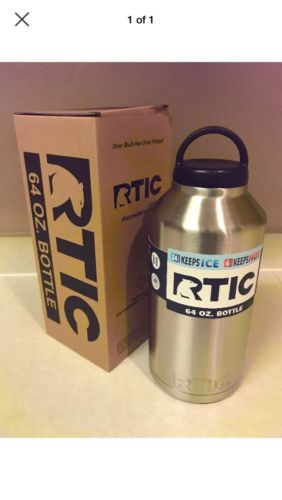 RTIC 64 oz bottle NEW IN BOX!