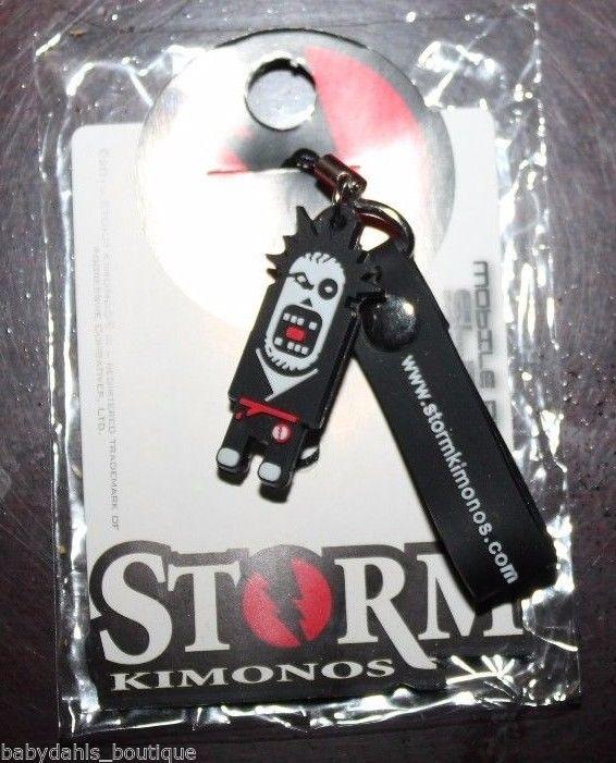 Storm Kimonos Cell Phone Strap Mobile Leash Charm Accessory