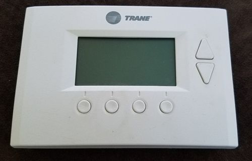 Trane Z-Wave Thermostat programmable TZ45 Barely Used. FREE SHIPPING!!