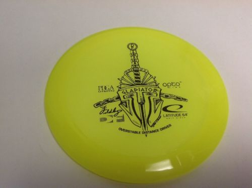 New Latitude 64 Disc Golf Opto Gladiator 173