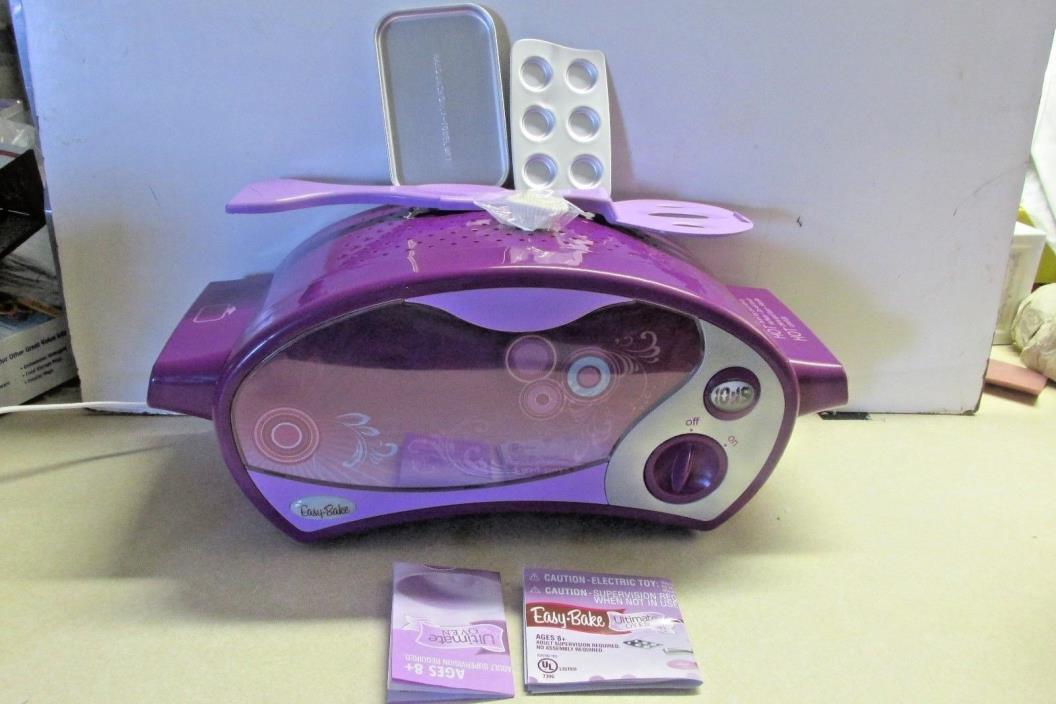 2011 Ultimate Easy Bake Oven