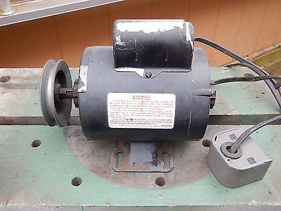 Westinghouse AC Motor 1/2 HP