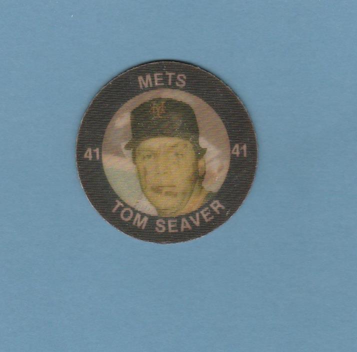 1984 7/11 Slurpee Coin Tom Seaver #8