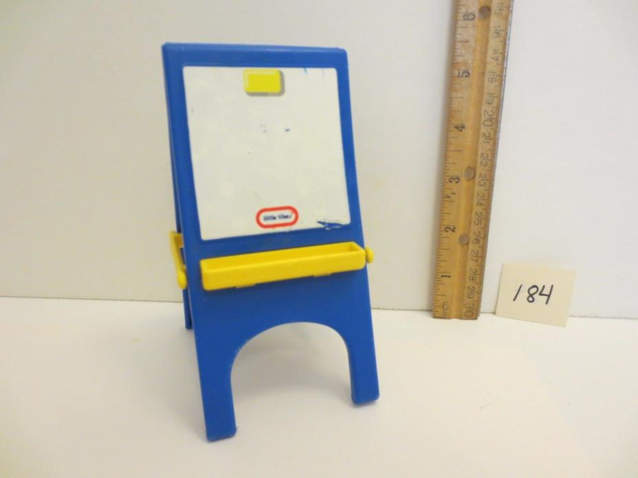 Little Tikes Vintage Dollhouse Art Easel