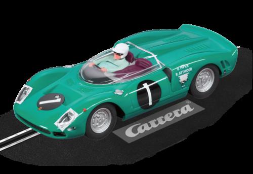 Carrera 20030775 Ferrari 365 P2 No.01 Winner Kyalami 1965 Digital 132 Slot Car