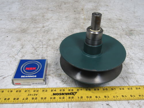 Dodge 41511265TN Reeves Drive Disc Kit Size 200