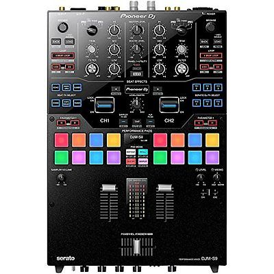 Pioneer DJ Studio Recording Equipment DJM-S9 Battle Mixer