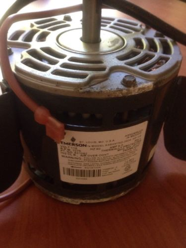 Nordyne Intertherm Miller Furnace Blower Motor 901874 1/4 HP 115v 1075  RPM