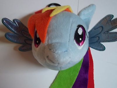 MLP Rainbow Dash Clip-on with pocket