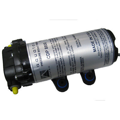 Aquatec  CDP-8800 Booster Pump For RO Systems 3/8'