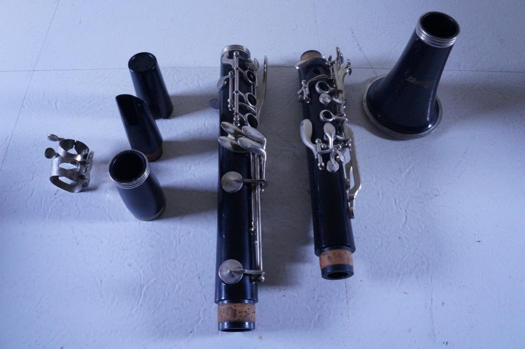 Blessing Clarinet w/ Case & Accessories