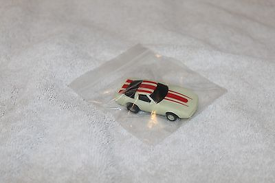 TYCO HOTWHEELS MAGNUM 440X2 440 X2 SLOTCAR 80'S CORVETTE ELECTRIC RACING