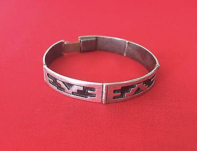 Serling silver 925 indian style man/woman bracelet