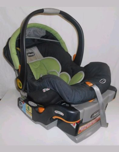 CHICCO Keyfit 30 Infant CAR SEAT CARRIER & BASE