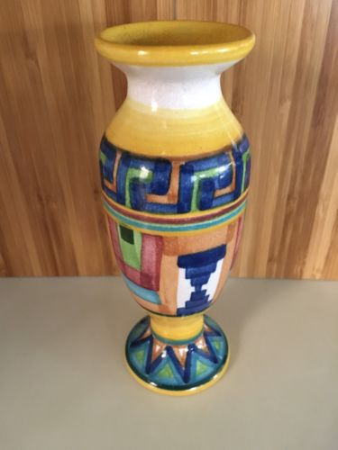 Pottery Flower Vase Home Decor Decoration Collectible