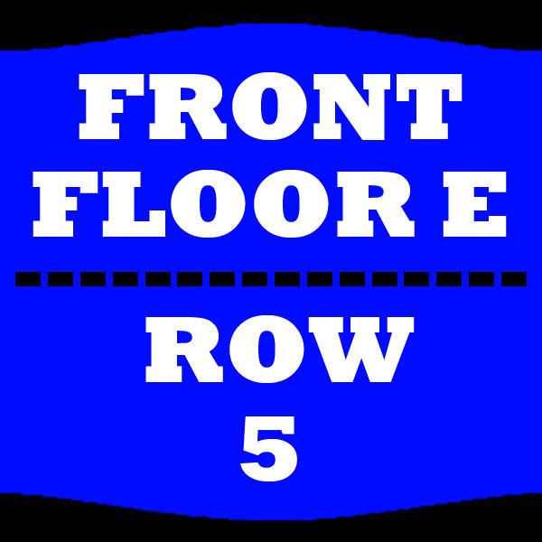 2 TIX BILLY JOEL 6/17 FLOOR E ROW 5 LAMBEAU FIELD GREEN BAY